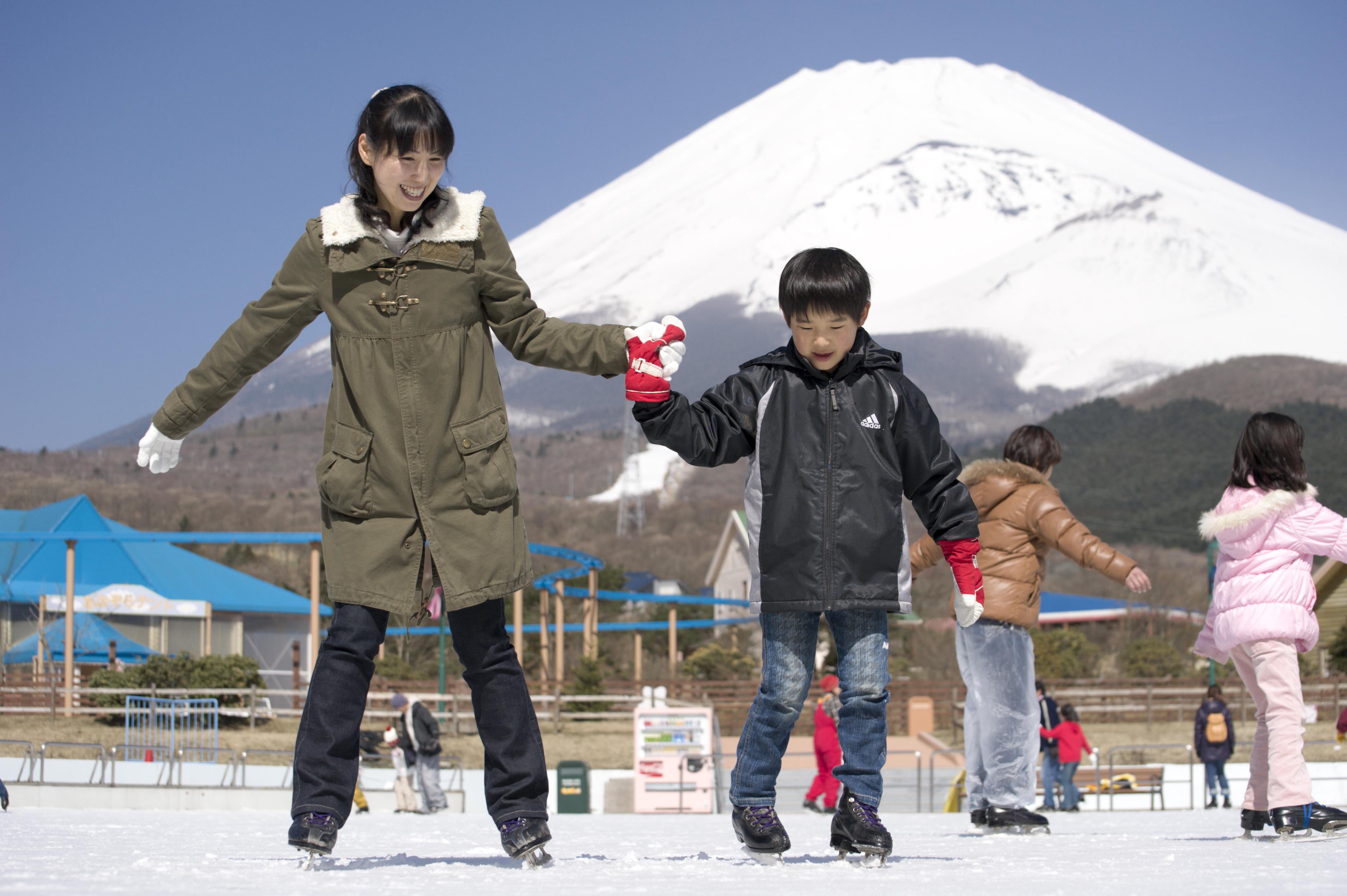 11/18(土)スケート場オープン!!