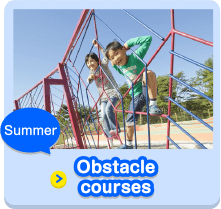Summer Obstacle courses